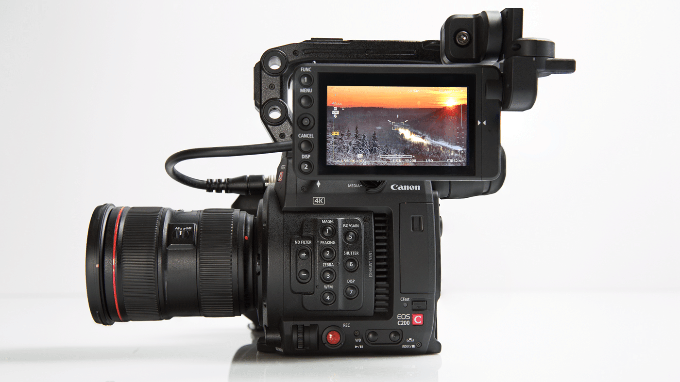 Best way to import Canon C200 AVCHD mts video to Avid   TechiDaily