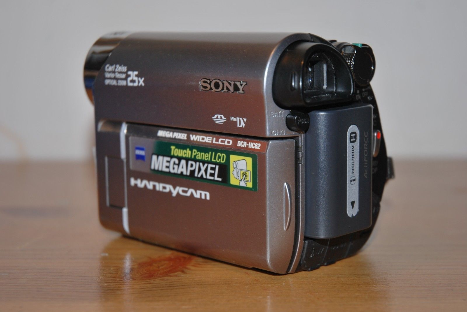 Importing Sony DCR-HC62 AVCHD video into Premiere Pro