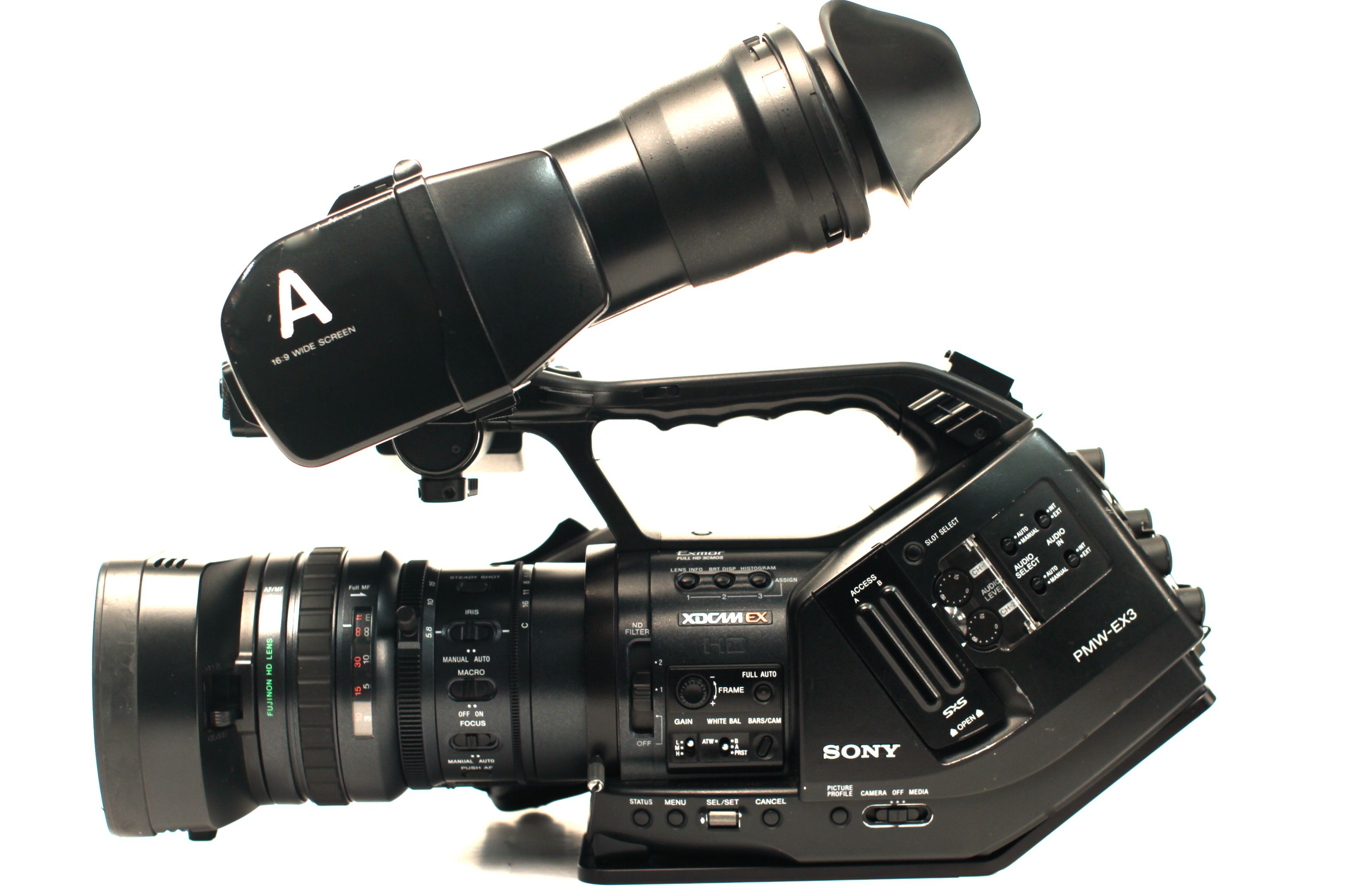 import and edit sony pmw ex3 xavc s video in imovie techidaily rh techidaily com Sony PMW -EX3 Manual Sony PMW -EX3 Manual