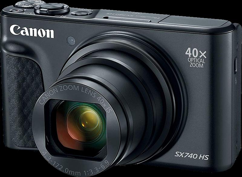 Canon PowerShot SX740 HS XDCAM and iMovie workflow | TechiDaily