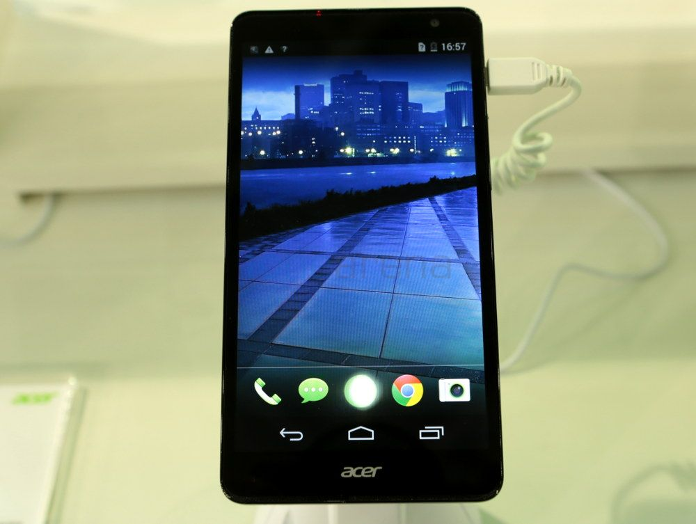 Recover Lost Data From Acer Liquid X1