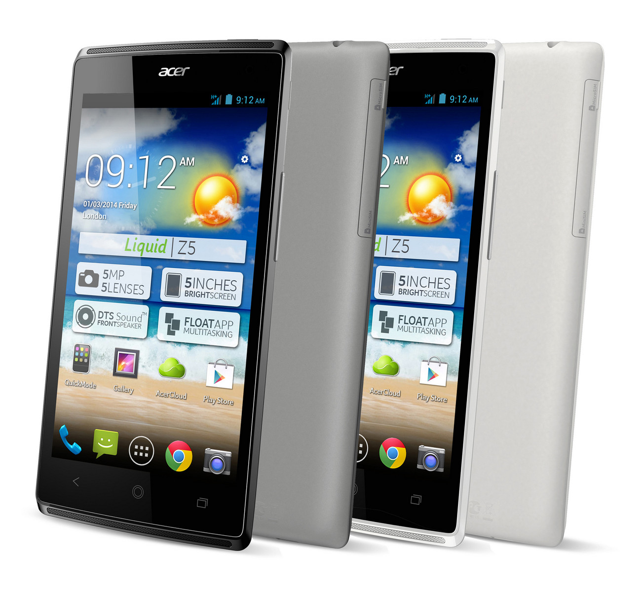 Recover Lost Videos From Acer Liquid Z5