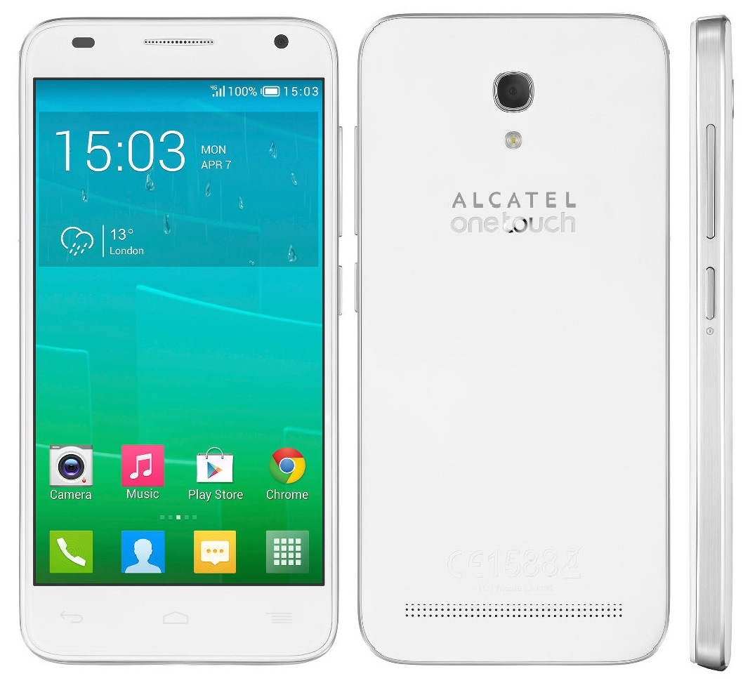 Unlock android phone if you forget the Alcatel One Touch