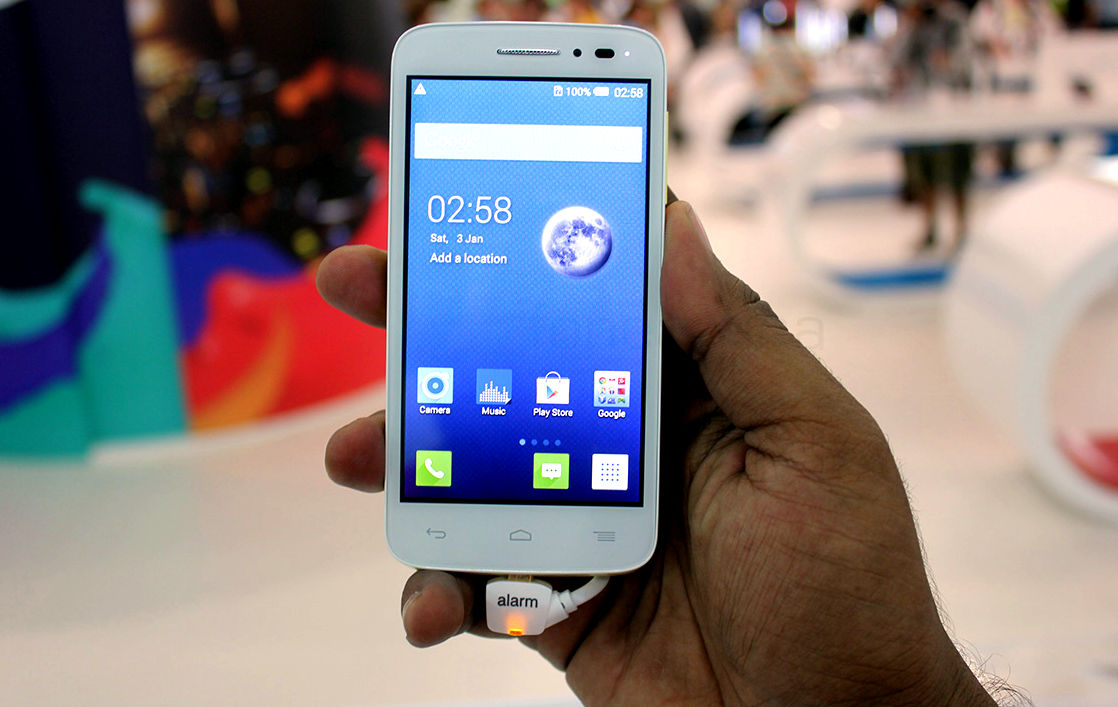 Remove Alcatel Lock Screen without Password(Alcatel One