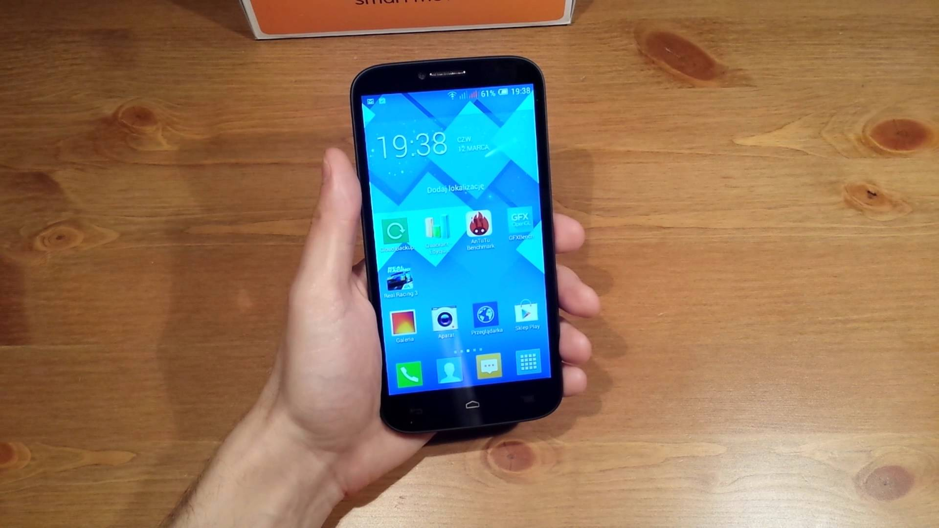 Alcatel One Touch POP C9 Tutorial - Bypass Lock Screen,Security