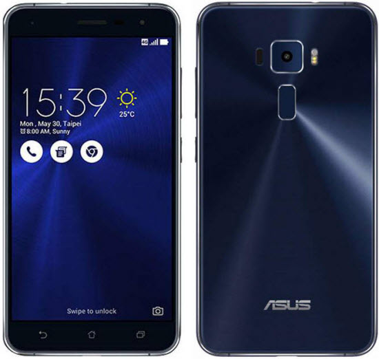 forgot password asus zenfone