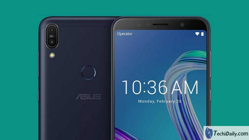 Forgot your Asus ZenFone Max Pro M1 lock screen pattern, PIN