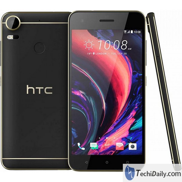 How to bypass HTC Desire 10 Pro's lock screen pattern, PIN or password | TechiDaily