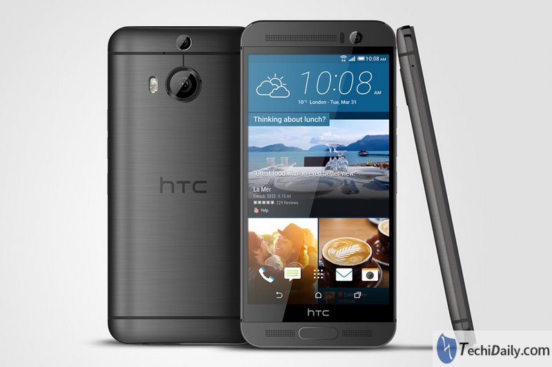 Unlock android phone if you forget the HTC One M9e ...