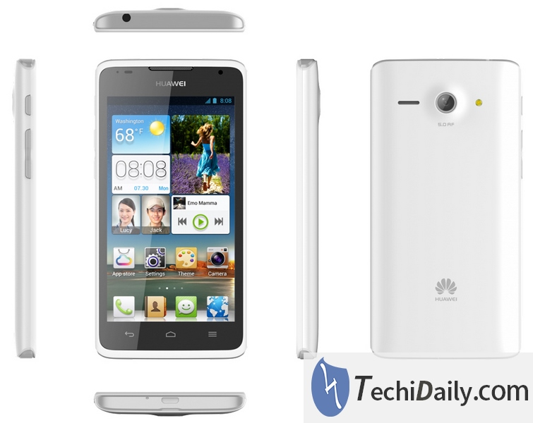 recover lost sms from Huawei Ascend Y530
