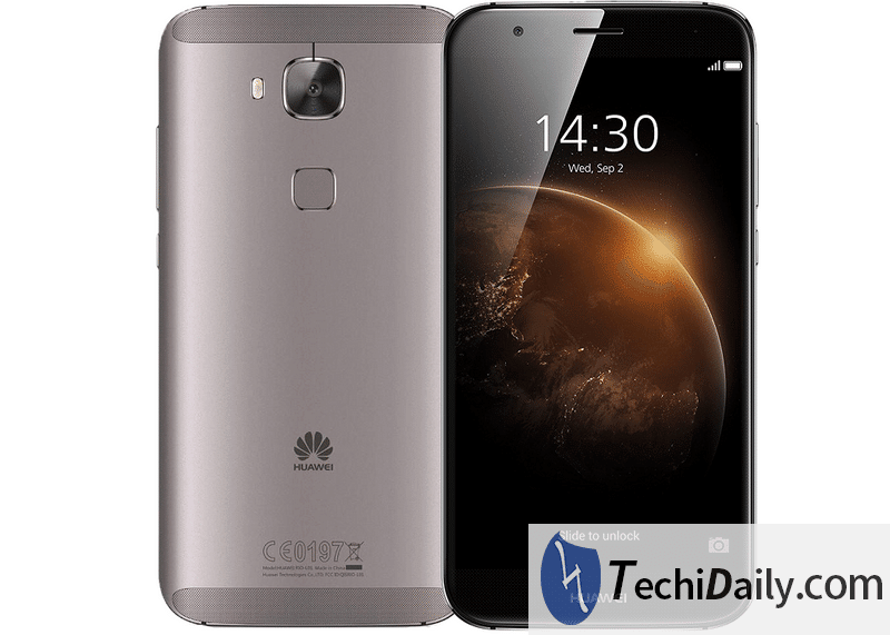 Unlock android phone if you don't have Huawei G8 fingerprint