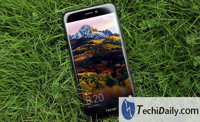 Bypass/Reset Huawei Honor 8 Lite Phone Screen Passcode