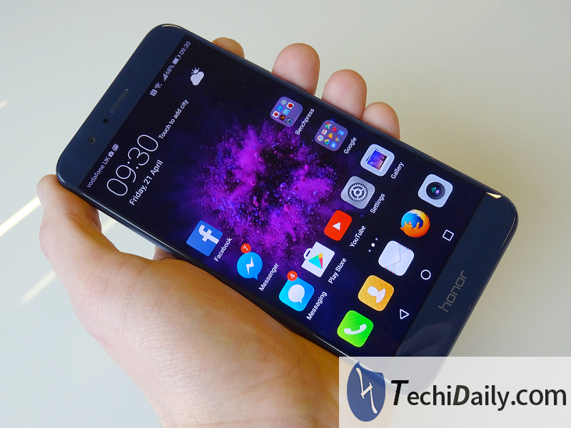 The way to get back lost messages from Huawei Honor 8 Pro
