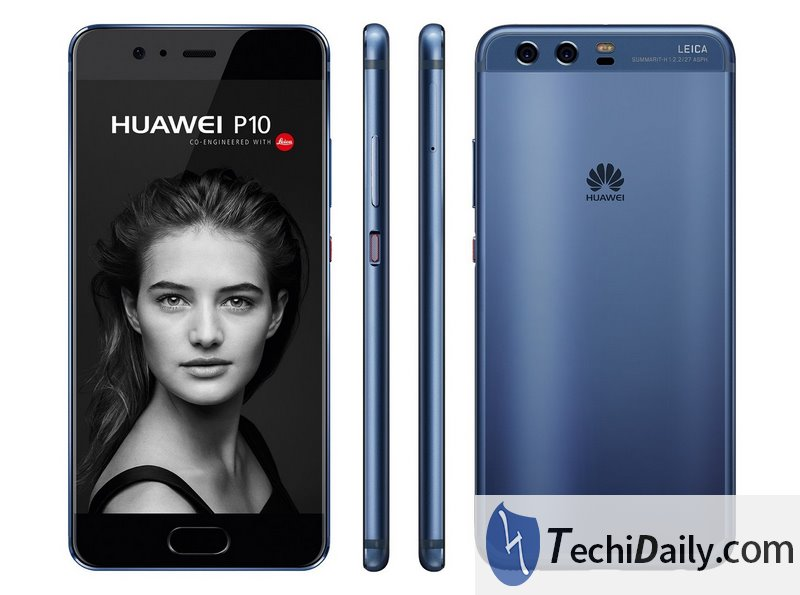 recover lost data from Huawei P10