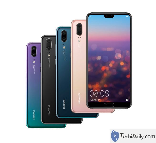 How to Unlock Huawei P20 Lite Without Password?   TechiDaily