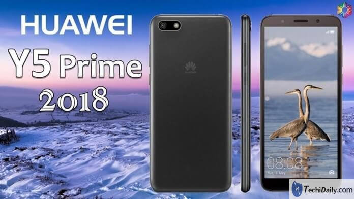 How to recover deleted pictures from Huawei Y5 Prime (2018