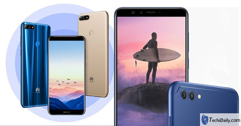 How to Unlock the Lock Screen on my Huawei Y5 Prime (2018 ...