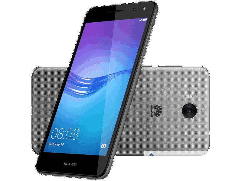 What are the optimal settings for MP4 on Huawei Y6 (2017