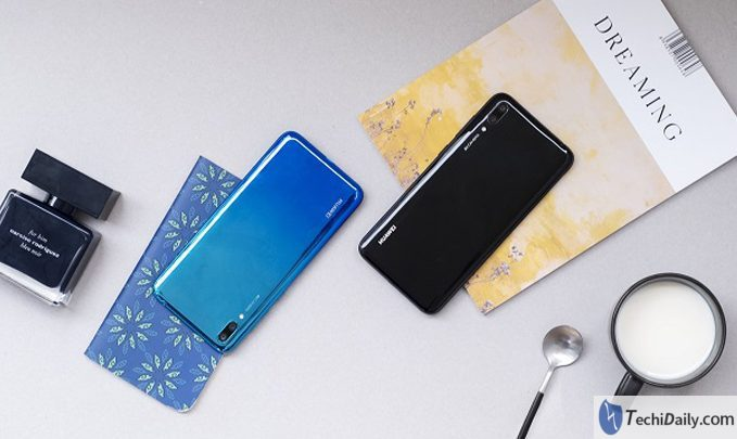 Huawei Y7 Pro (2019) Music Recovery - Recover Deleted Music