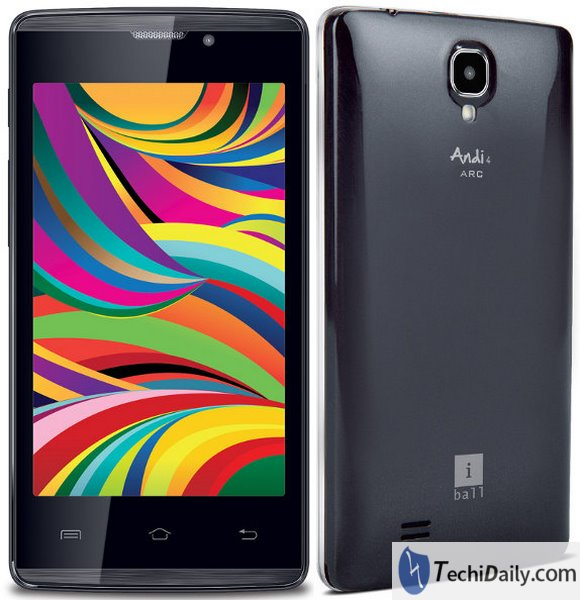 recover lost music from iBall Andi4 Arc