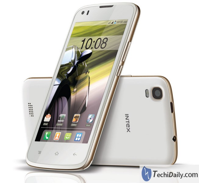 recover lost data from Intex Aqua Speed