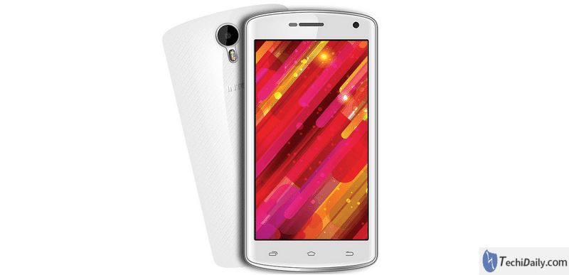 recover lost data from Intex Cloud Glory 4G