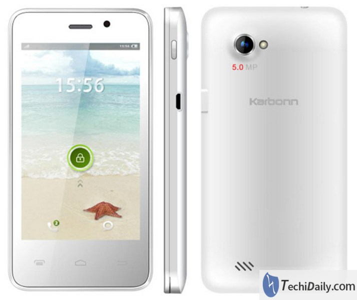 recover lost music from Karbonn A99i