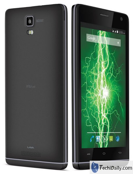 recover lost sms from Lava Iris Fuel 50