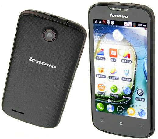 recover lost data from Lenovo A800