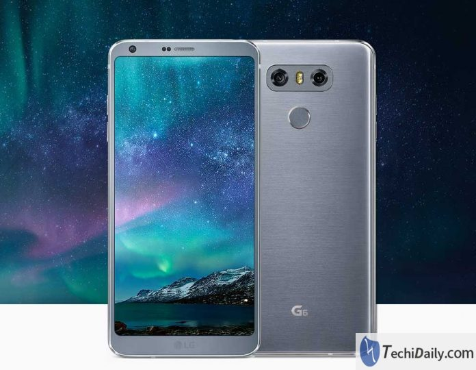 Remove LG Lock Screen without Password(LG G6+) | TechiDaily