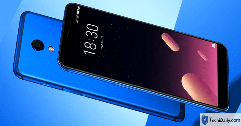 How to Unlock the Lock Screen on my Meizu M6s | TechiDaily