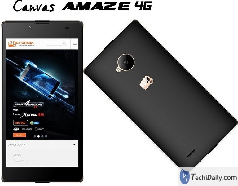 How to rip DVD to MP4 for Micromax Canvas Amaze 4G? | TechiDaily