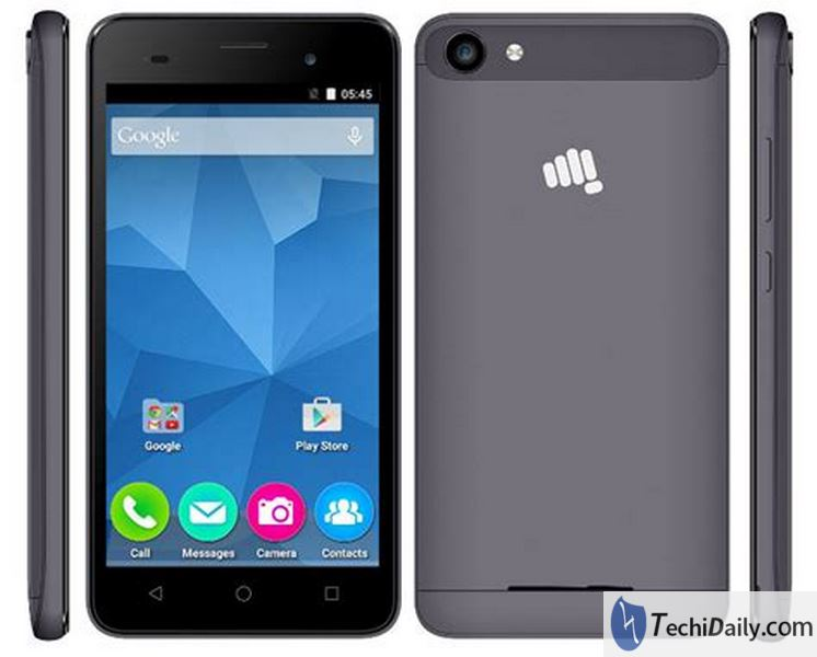 recover lost data from Micromax Canvas Spark 2