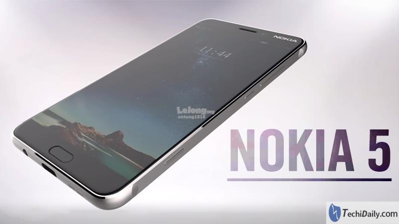 recover lost data from Nokia 5 (2018)