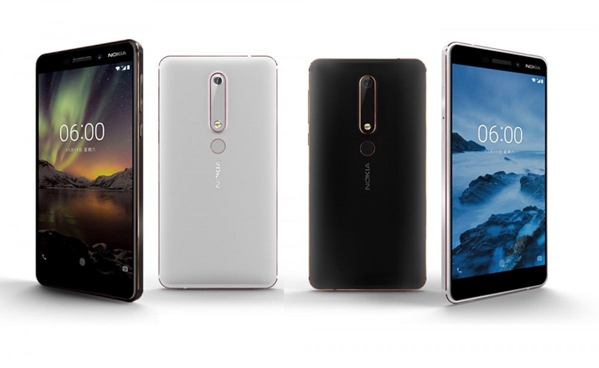 recover lost sms from Nokia 6 (2018)
