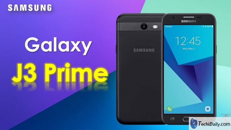 Undelete lost contacts from Samsung Galaxy J3 Prime