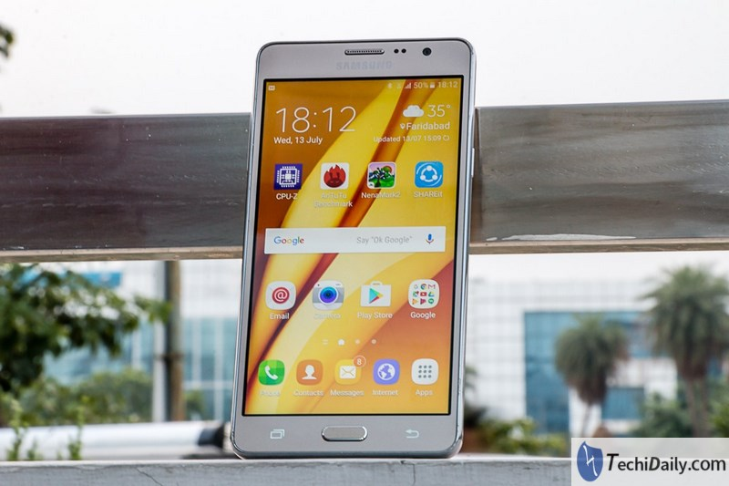 Easy steps to recover deleted photos from Samsung Galaxy On7 Pro
