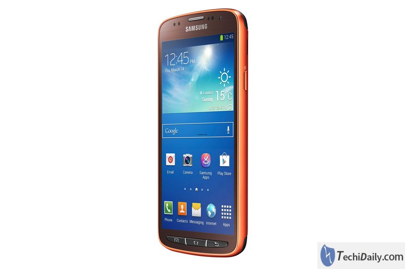 recover lost music from Samsung Galaxy S4 Active