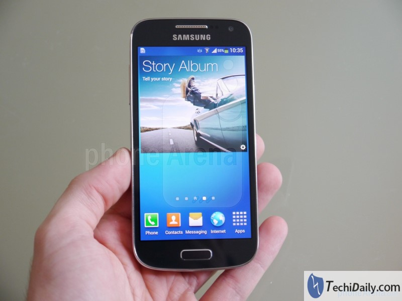 How to rip a Blu-ray disc for Samsung Galaxy S4 Mini