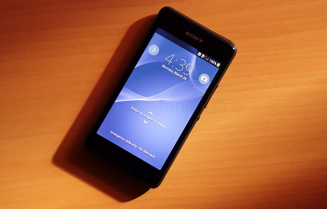 Sony Xperia E1 dual Unlock Tool - Remove android phone