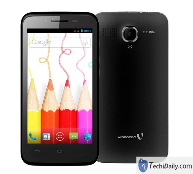 recover lost videos from Videocon A42