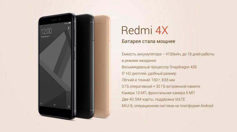 What is Xiaomi Redmi 4X preferred video format? | TechiDaily