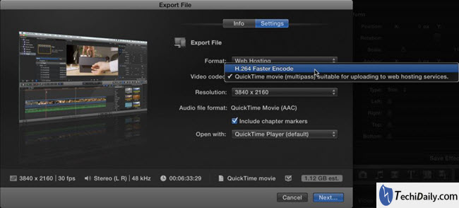 how to output a fcp x project as webm techidaily