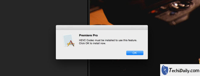 How to install HEVC codec for Premiere on Mac or Windows? | TechiDaily